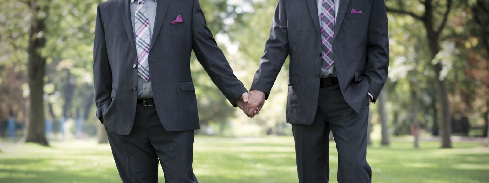 daudlin law banner image of two men holding hands